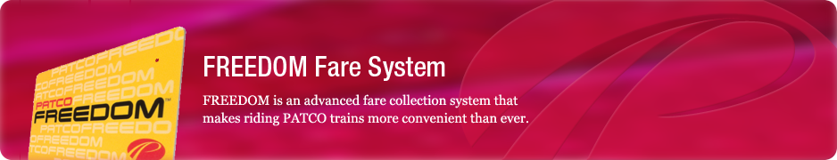 FREEDOM Fare System